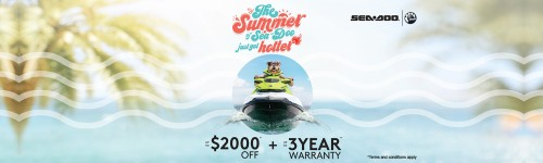 SEA-DOO PWC Promotions