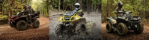 Can-Am Off Road Promo