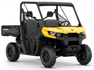 Can-Am Defender HD5 Base