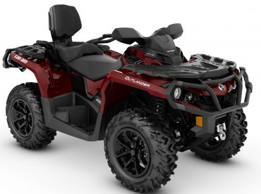 Can-Am Outlander 650 XT MAX